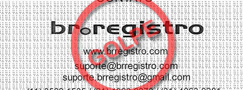 BR Registro: Golpe do boleto falso
